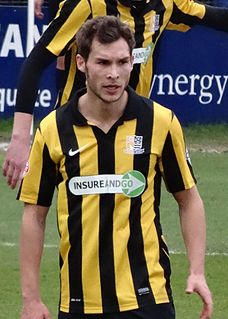 Will Atkinson English footballer