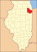 Will County Illinois 1836
