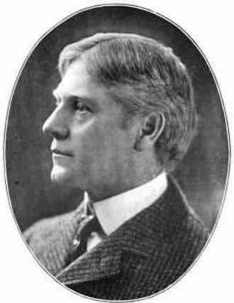 Malcomson and Higginbotham - William G. Malcomson (left) and William E. Higginbotham