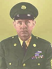 Link:A color image of a 1967 US Army file picture of William Crawford.