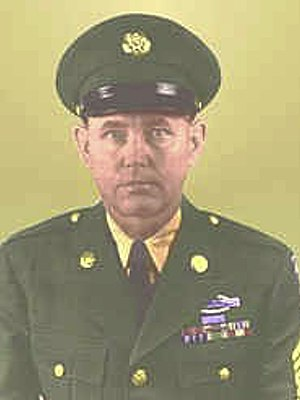 William J. Crawford - Link:A color image of a 1967 US Army file picture of William Crawford.