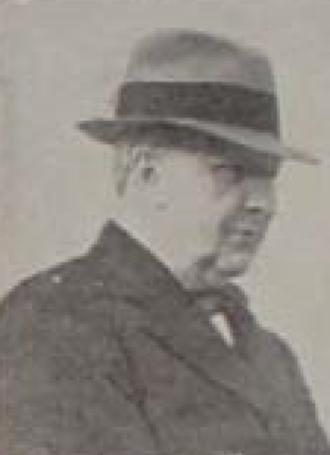 William McDougall (psychologist) - William McDougall