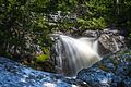 Williams falls, located in Mount Carleton Provincial Park - Chute du Williams , situé dans le parc provincial Mont Carleton.jpg
