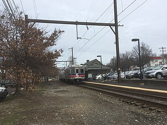 Willow Grove station - Image: Willow Grove PA SEPTA station February 2017