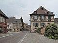 Wintzenheim, gemeentehuis in straatzicht foto4 2013-07-24 09.53.jpg