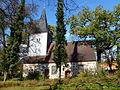 Wittenau Alt-Wittenau Dorfkirche-002.JPG