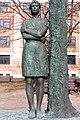 Woluwe-Saint-Lambert (Region Bruxelloise) - Frauenskulptur, ohne Titel (1) - 2018.jpg