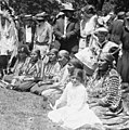 Women detail, Indian group at White House, 6-8-23 LCCN2016848125 (cropped).jpg