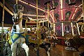 Wooden horses, Merry-go-round Carrousel at the EUR Fun Fair, Rome - 2817.jpg