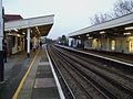 Worcester Park stn look north.JPG