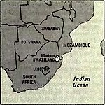 World Factbook (1982) Swaziland.jpg