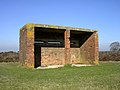 World War II range observation shelter near Amberwood, New Forest - geograph.org.uk - 56510.jpg