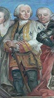 Christian Moritz Graf Königsegg und Rothenfels Austrian Field Marshal