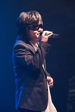 2010年のJapan Expoにて
