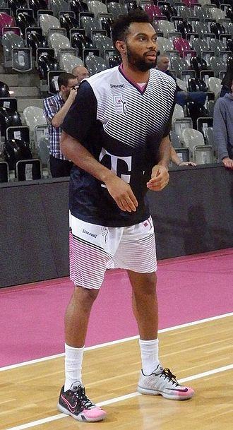 Xavier Silas - Silas for Telekom Baskets Bonn in 2015