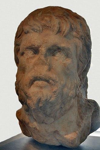Xenophon - Xenophon, Aphrodisias Museum.