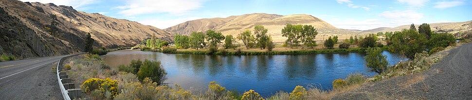 Yakima River Panorama