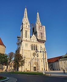Zagreb Cathedral Wikipedia
