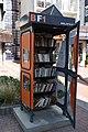 Zalaegerszeg Bibliothekzelle Books Europa ter.JPG