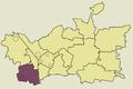 Zawiercie Przyjazn location map.png