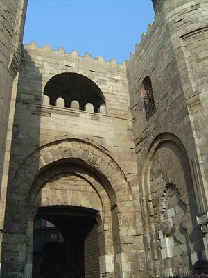 Bab Zuweila - Bab Zuweila (gate).