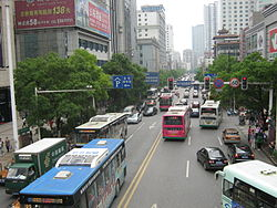 Jianshe South Road (建设南路)