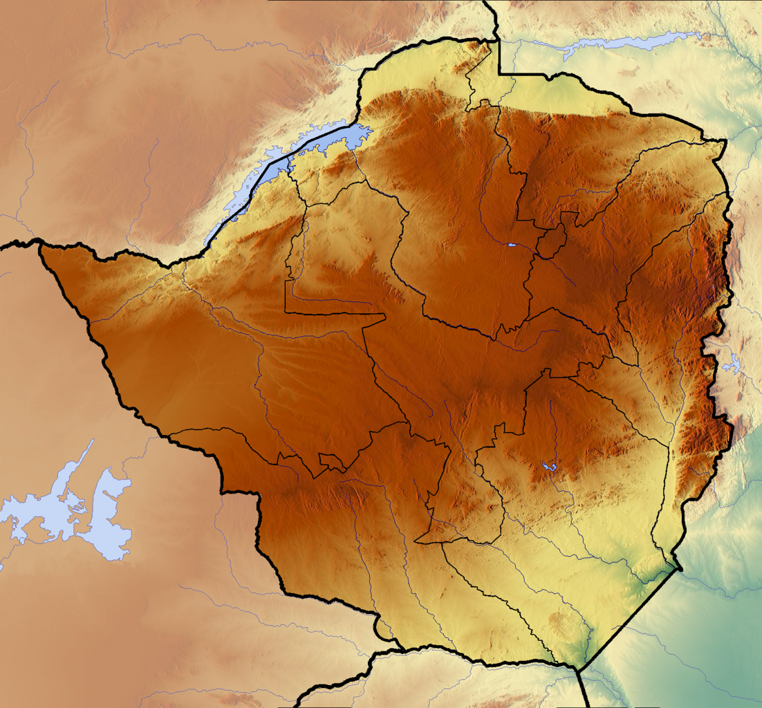 FileZimbabwe location map Topographicpng Wikimedia Commons