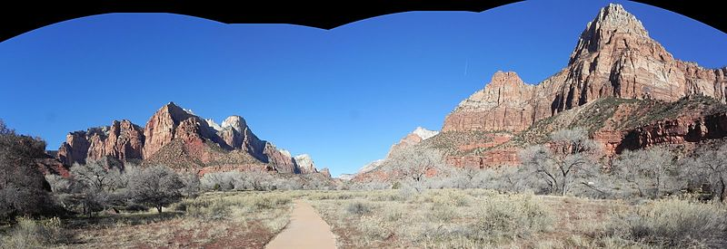 File:Zion Canyon from Pa'Rus Trail - panoramio.jpg