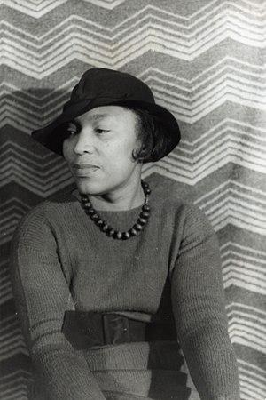 Zora Neale Hurston - Zora Neale Hurston, photo by Carl Van Vechten (1938)