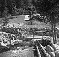 """""""Brv"""" čez Limarco, Pod skalo - Trenta 1952.jpg"""
