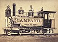 'Campanil,' an 1870 narrow gauge (3ft 6in) 2-6-0T built by Rogers for the Tongoi Railway in Chile.jpg