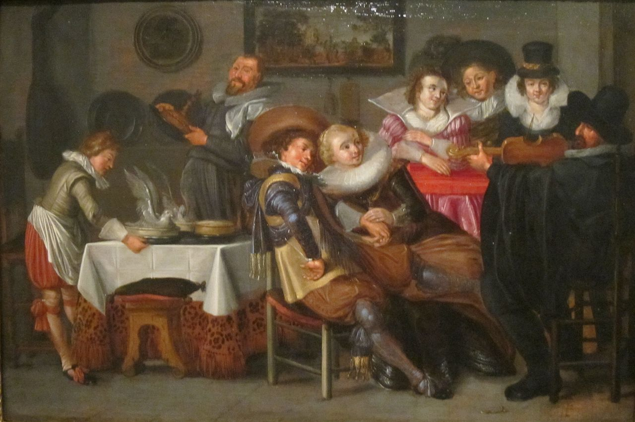 De Young Art Museum Painting
