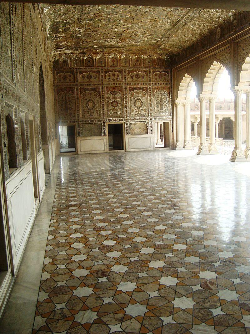 'Pakistan'- Sheesh Mahal (Mirrors Palace)- Lahore Fort- @ibneazhar Sep 2016 (110).jpg
