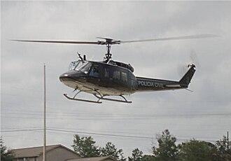 Civil Police (Brazil) - Police helicopter - Rio de Janeiro