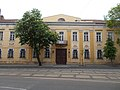 Áldásy house now Hungarian Theatre Museum and Institute. - Budapest District I.JPG