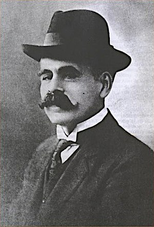 Ángel Villoldo - Ángel Villoldo in the early 1900s