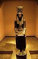 Ägypten 1999 (277) Luxor-Museum- Statue Hathor (28271998320) (2).jpg
