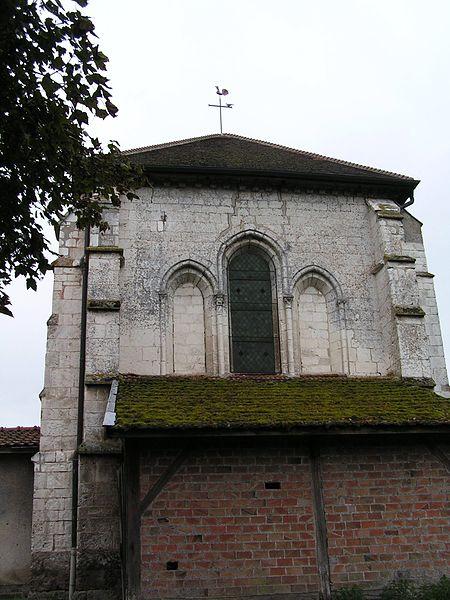Église Notre-Dame de Faux-sur-Coole (Inscrit)
