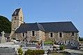 Église Saint-Pierre des Loges-sur-Brécey. Vue sud.jpg