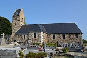 Église Saint-Pierre des Loges-sur-Brécey.