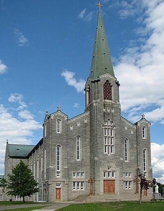Montmagny, Quebec - Saint Thomas Church