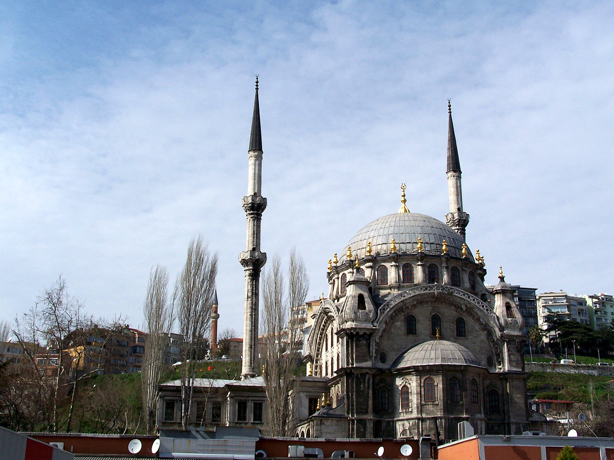 Mosque Wikipedia: Nusretiye Mosque