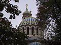 Łódź - błękitne kopuły cekwi Św. Aleksandra Newskiego - panoramio.jpg