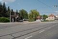 Řečkovice - konečná tramvaje číslo 1.jpg