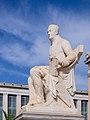 Άγαλμα Ιωάννη Καποδίστρια, Πανεπιστήμιο Αθηνών 5186.jpg
