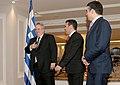Επίσκεψη, Υπουργού Εξωτερικών, Ν. Κοτζιά στην πΓΔΜ – Συνάντηση ΥΠΕΞ, Ν. Κοτζιά, με Πρωθυπουργό της πΓΔΜ, Z. Zaev (23.03.2018) (27098675328).jpg
