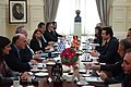 Συνάντηση ΥΠΕΞ Ν.Κοτζιά με ΥΠΕΞ πΓΔΜ Ν.Poposki (Αθήνα, 17.12.2015) (23723786641).jpg