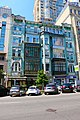 Будинок прибутковий, в якому проживав О. Астряб Київ Саксаганського вул., 117.JPG