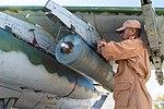 Будни авиагруппы ВКС РФ на аэродроме Хмеймим в Сирии (21).jpg