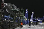 Воздушно-космические силы провели успешный пуск новой ракеты-носителя «Союз-2.1В» с космодрома Плесецк 02.jpg